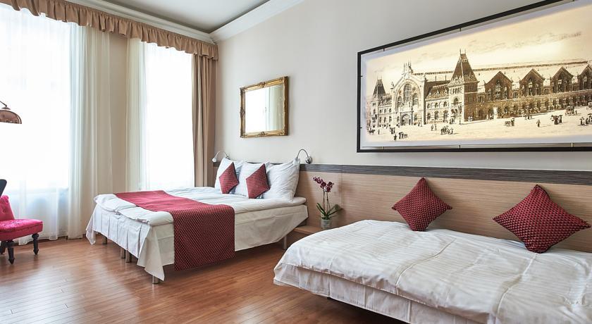 Deluxe Háromágyas szoba